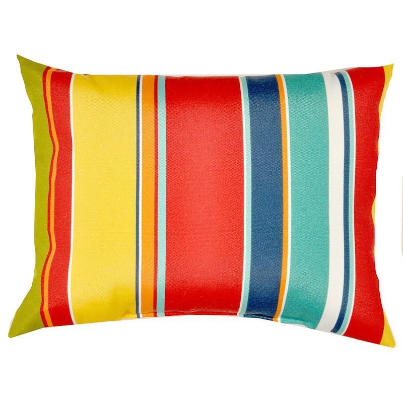 Macrae Garden Outdoor Oblong Pillow, 12x16