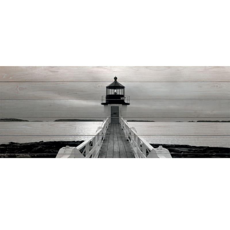40X16 Marshall Point Canvas Art