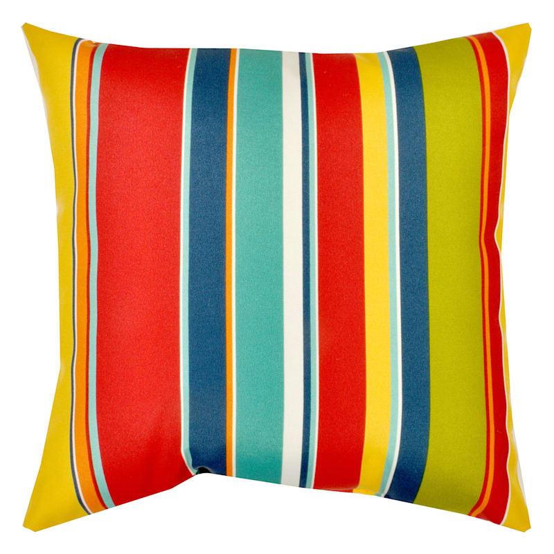 """Macrae Garden Outdoor  Square Pillow, 16"""""""