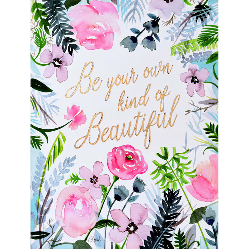 16X20 Own Kind Of Beauty Canvas Art