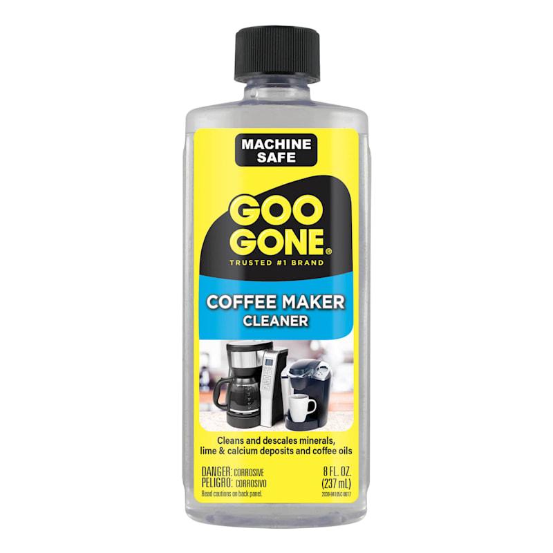 Goo Gone Coffee Maker Cleaner- 8 oz. Bottle