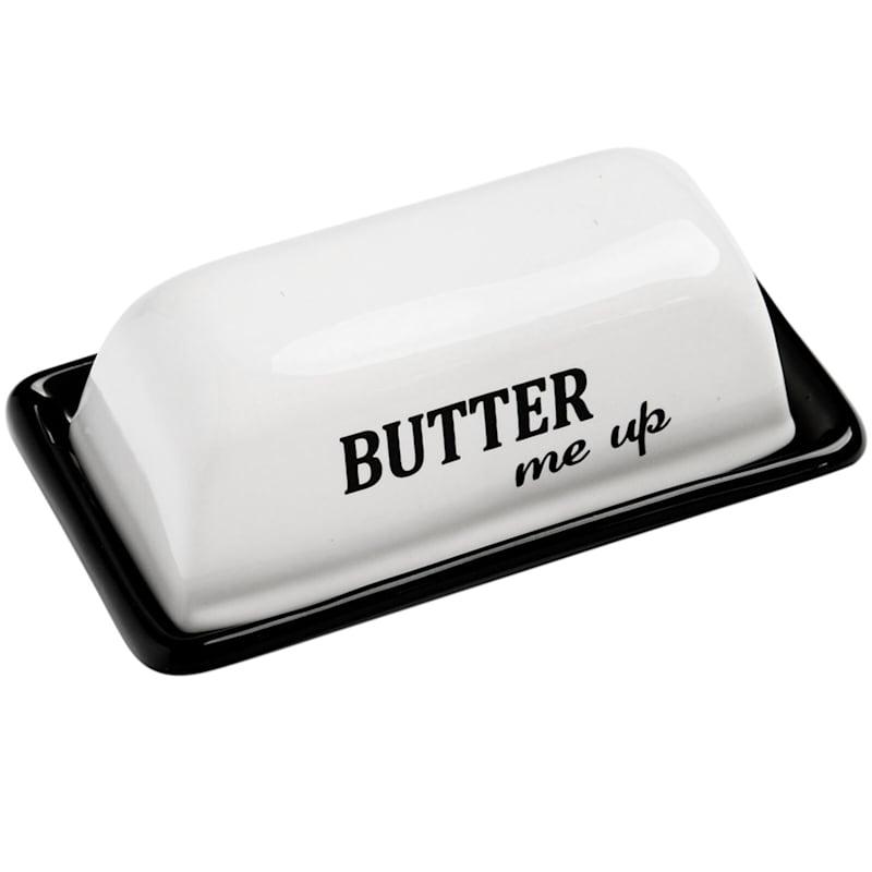 Butter Me Up Butter Dish