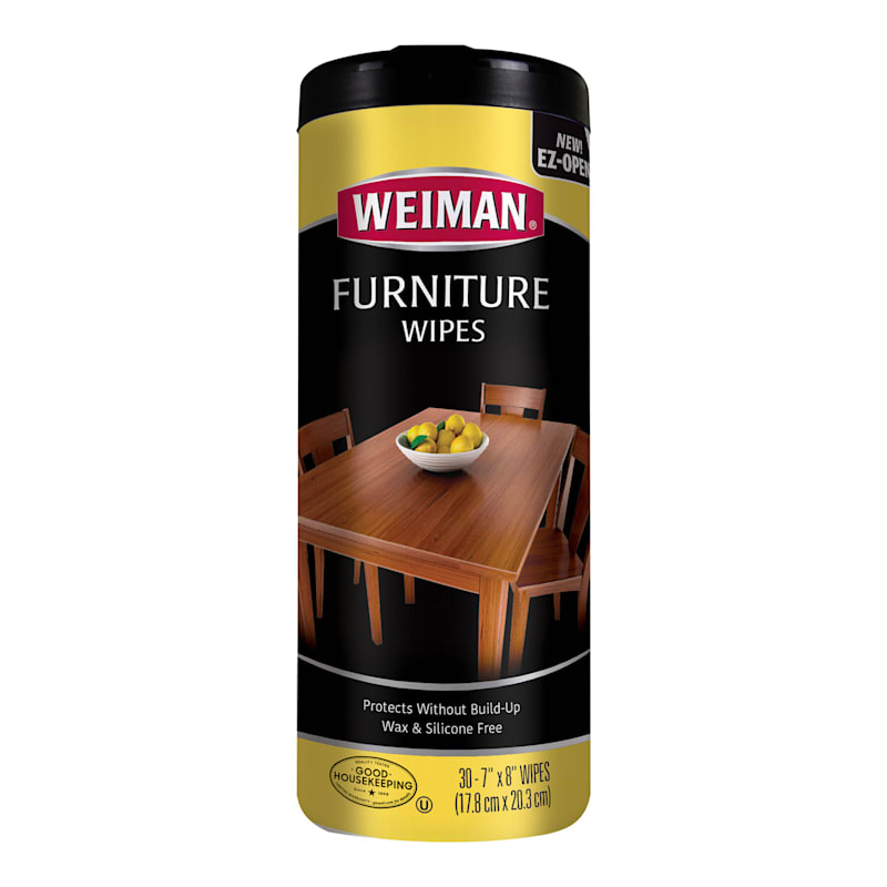 Weiman Furniture Wipes