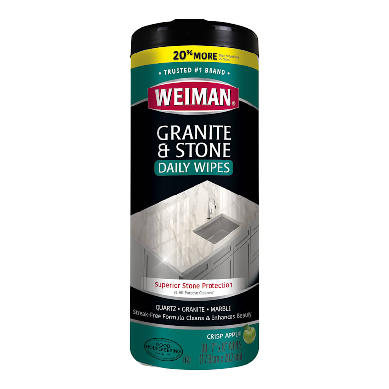 Weiman Granite Wipes