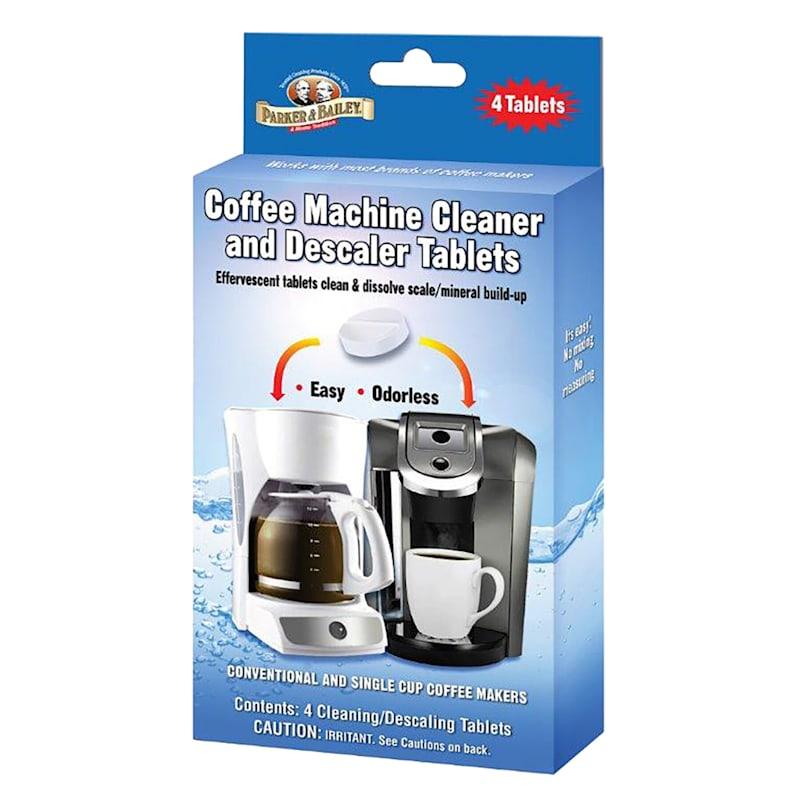 P B COFFEE CLNR/DESCALER TAB