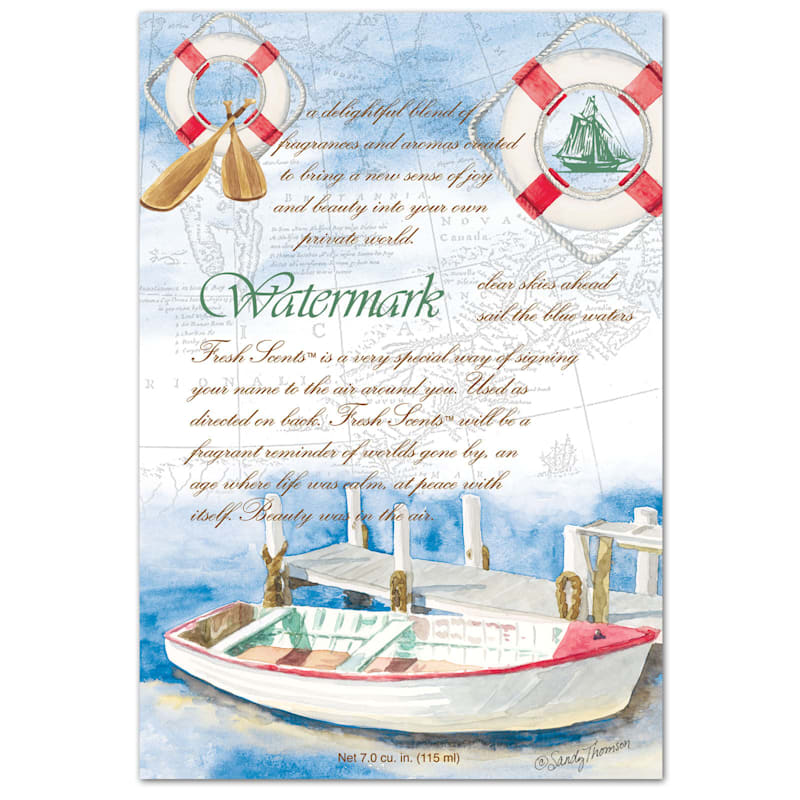Watermark Sachet (Set of 3)