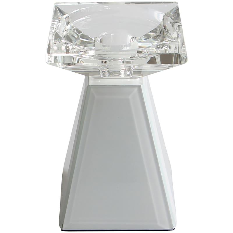 3X5 White Candleholder