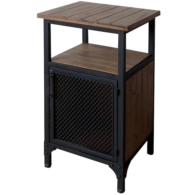 1 Shelf 1 Door Fences Table