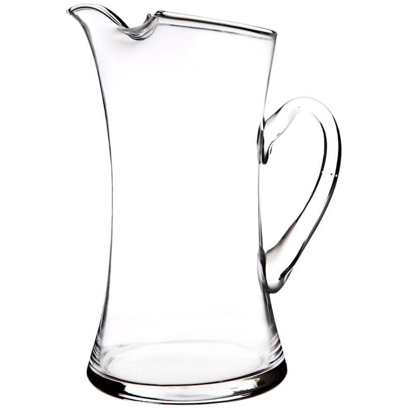 70oz Glass Pitcher/Ice Lip