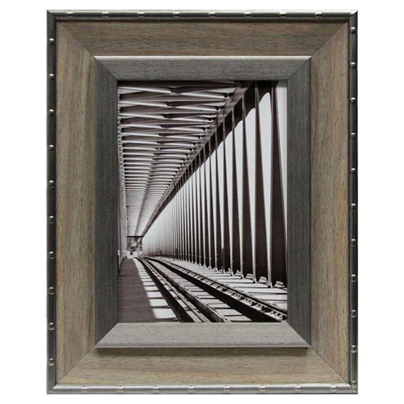 5X7 Greywash Tabletop Frame