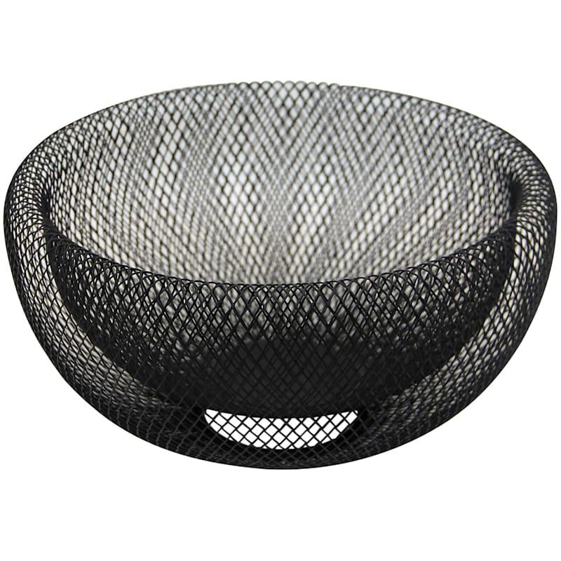 11X5 Black Wire Bowl