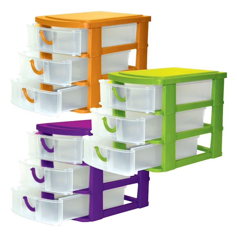 3 Drawer Mini Organizer