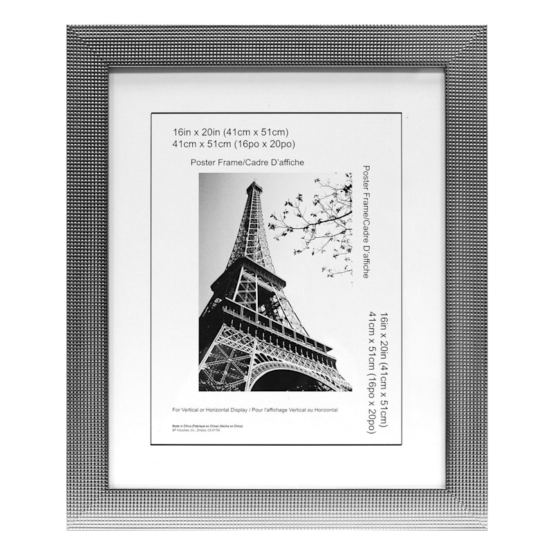 16X20 Dotty Champagne Poster Frame