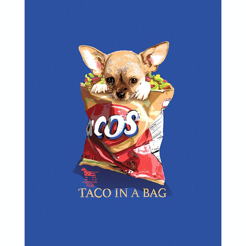 8X10 Taco In A Bag