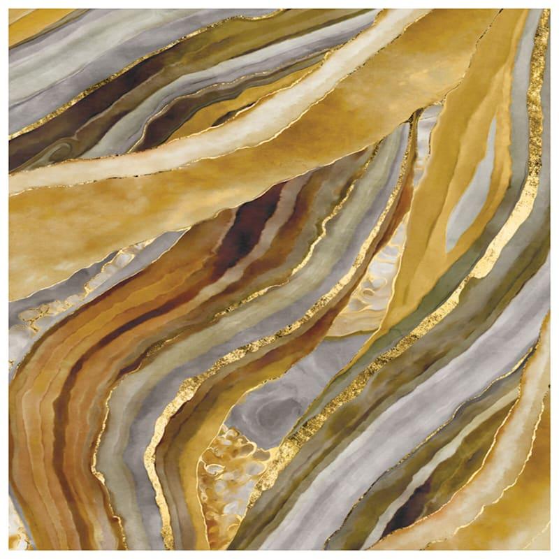 24X36Petrified Gild Canvas