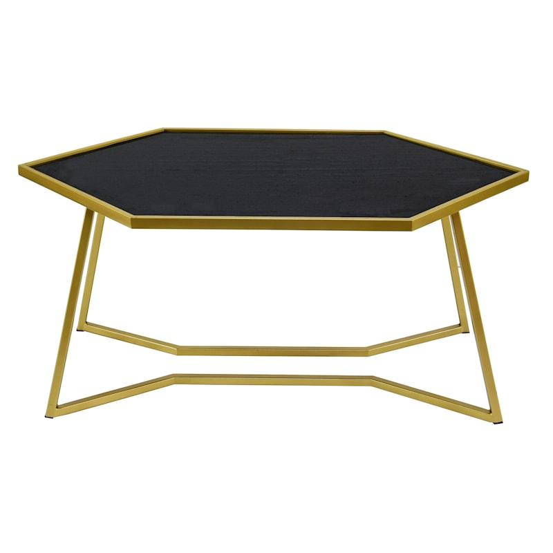 Deco Metro Geo Coffee Table