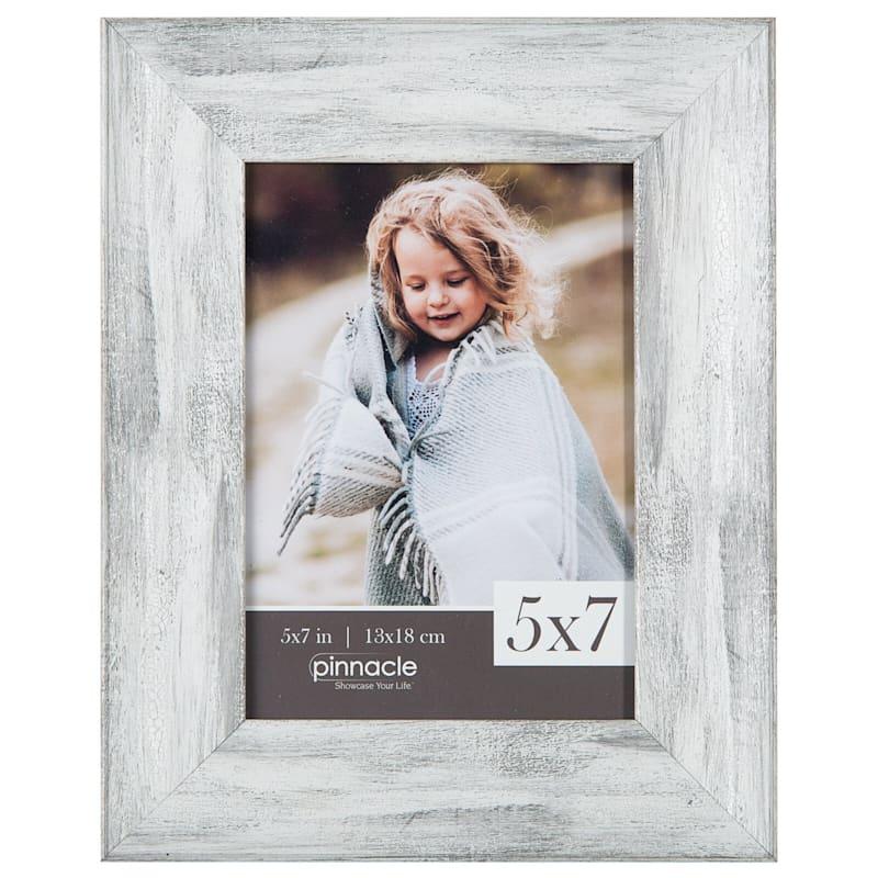 5X7 Scoop Tabletop Photo Frame