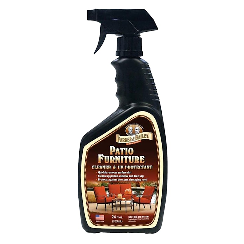 Parker & Bailey Patio Furniture Cleaner with UV Protection- 24 oz. Spray