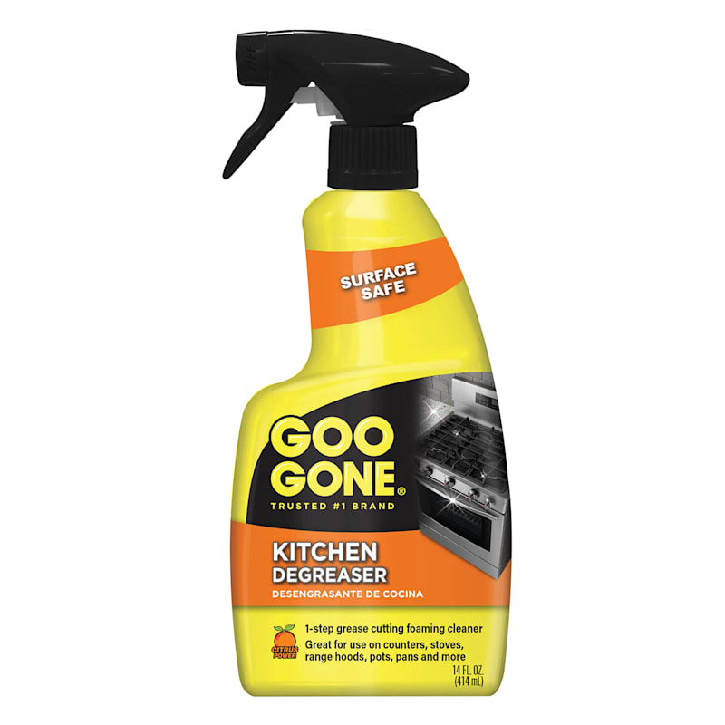 Goo Gone Kitchen Degreaser- 14 oz. Spray