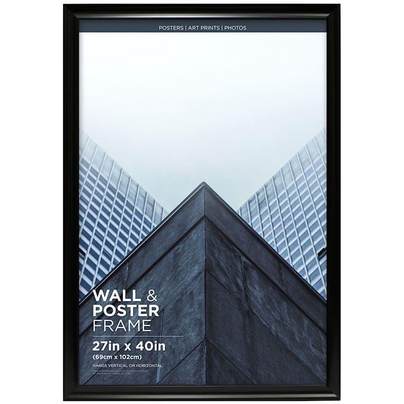 27X40 Sophia Black Poster Frame