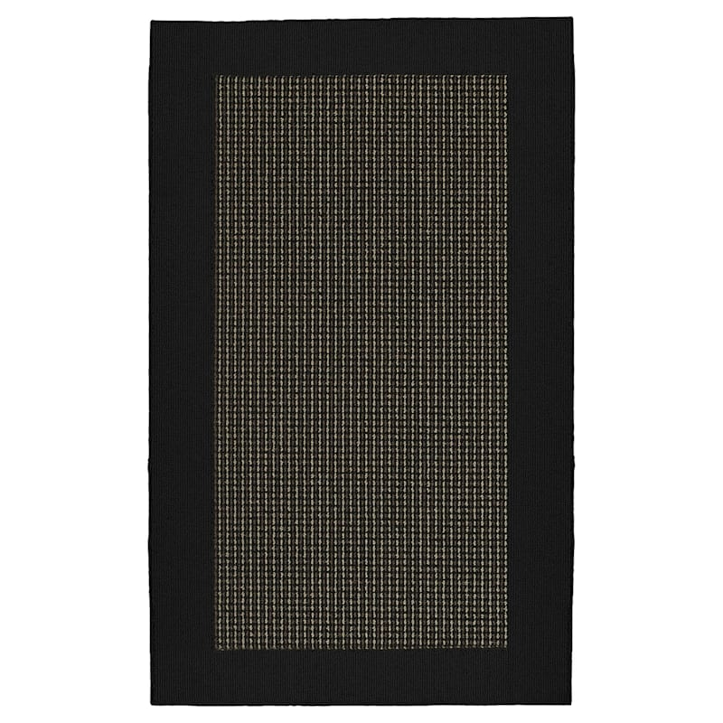 (D282) Berber Colorations Area Rug Red, 3x5