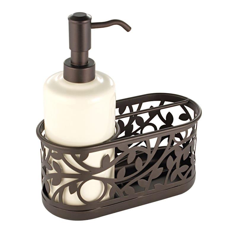 Vine Soap Pump Caddy