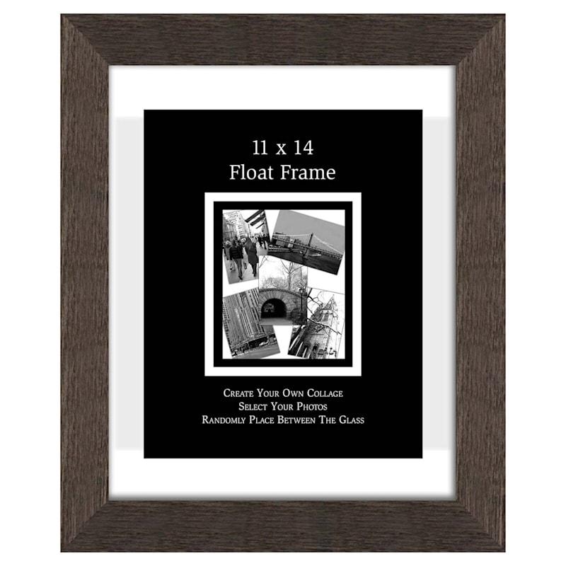 11 X 14-in Gray Float Frame