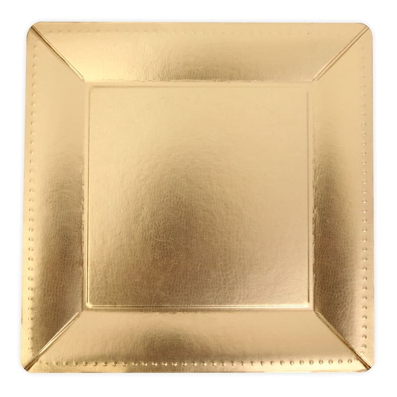 10-Count Gold Charger
