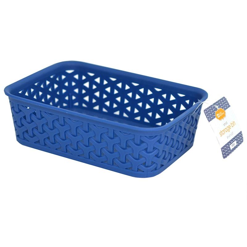 8X6 Basket Navy