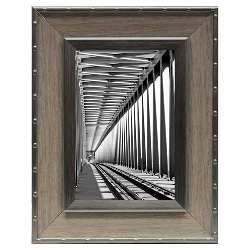 4X6 Greywash Tabletop Frame