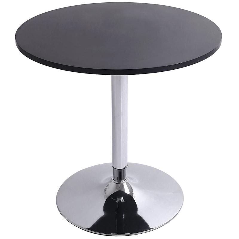 Elia Adjustable Table, Black