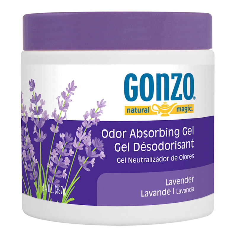 Natural Magic Lavender Odor Absorbing Gel- 14 oz.