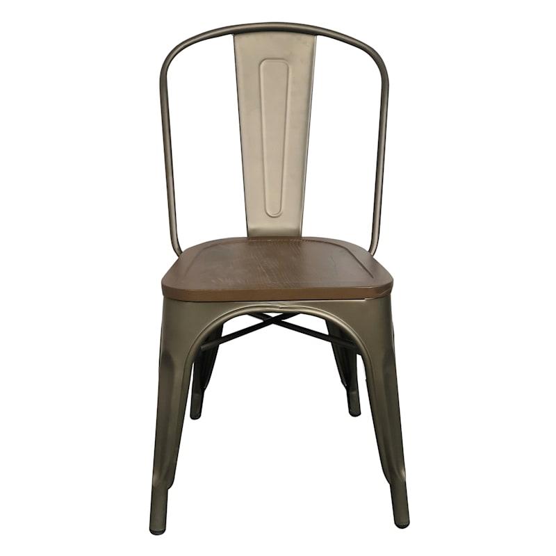 Ennis Metal Dining Chair