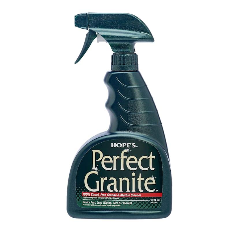 Hope's Perfect Granite Cleaner- 22 oz. Spray