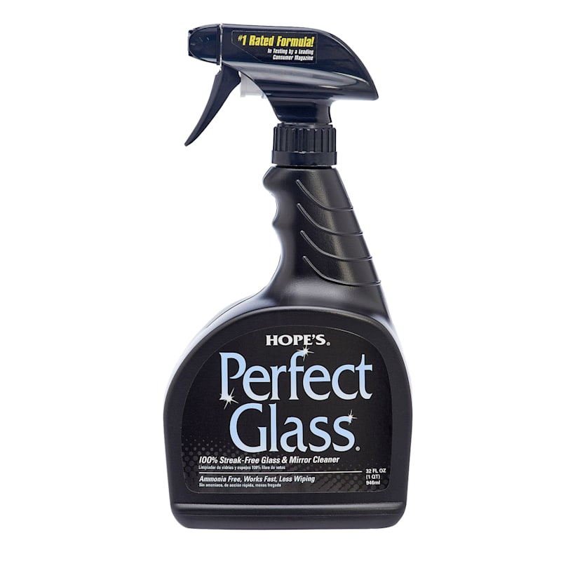Hope's Perfect Glass Cleaner- 32 oz. Spray