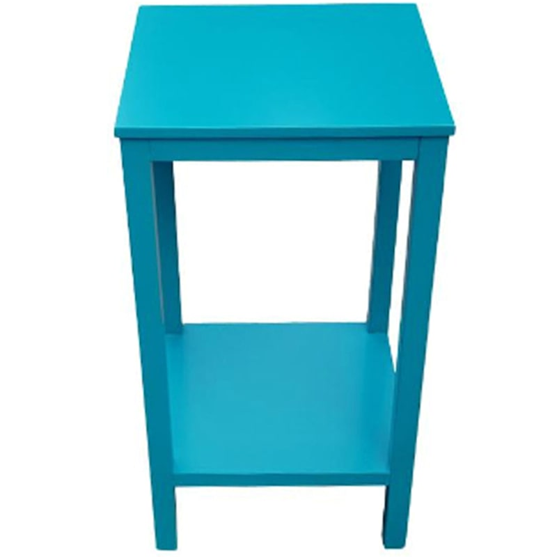 Accent Table Blue