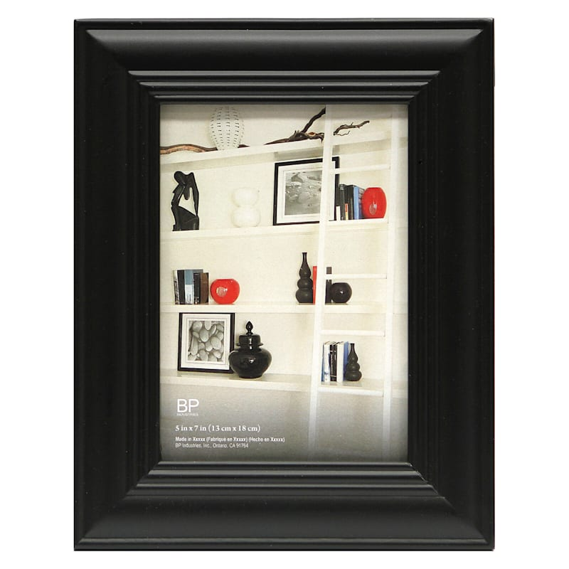5X7 Black Tabletop Frame