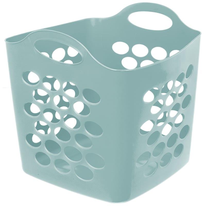 Square Flex Basket Teal
