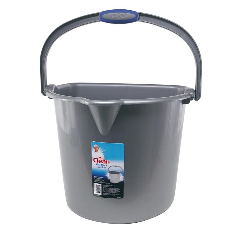 Mr Clean Flat Back Bucket