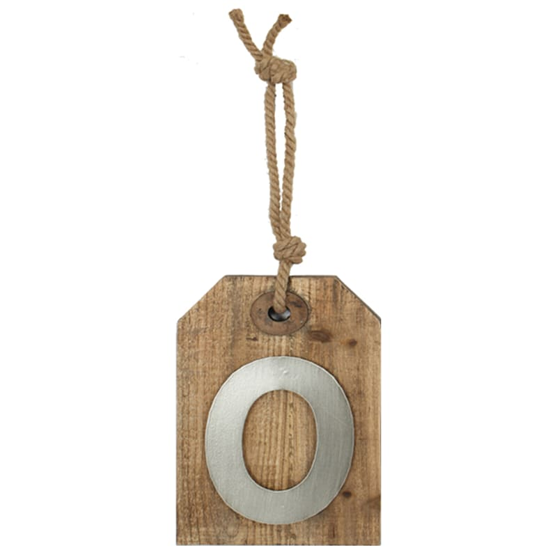 BC 8  O ROPE LETTER