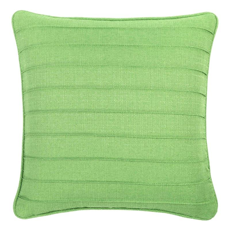 Dynasty Grass Pintuck Pillow 20X20
