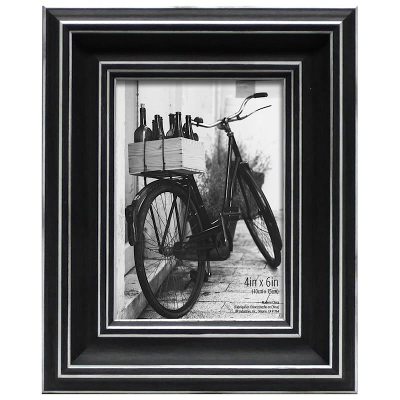 4X6 Black/Whitewash Tabletop Frame