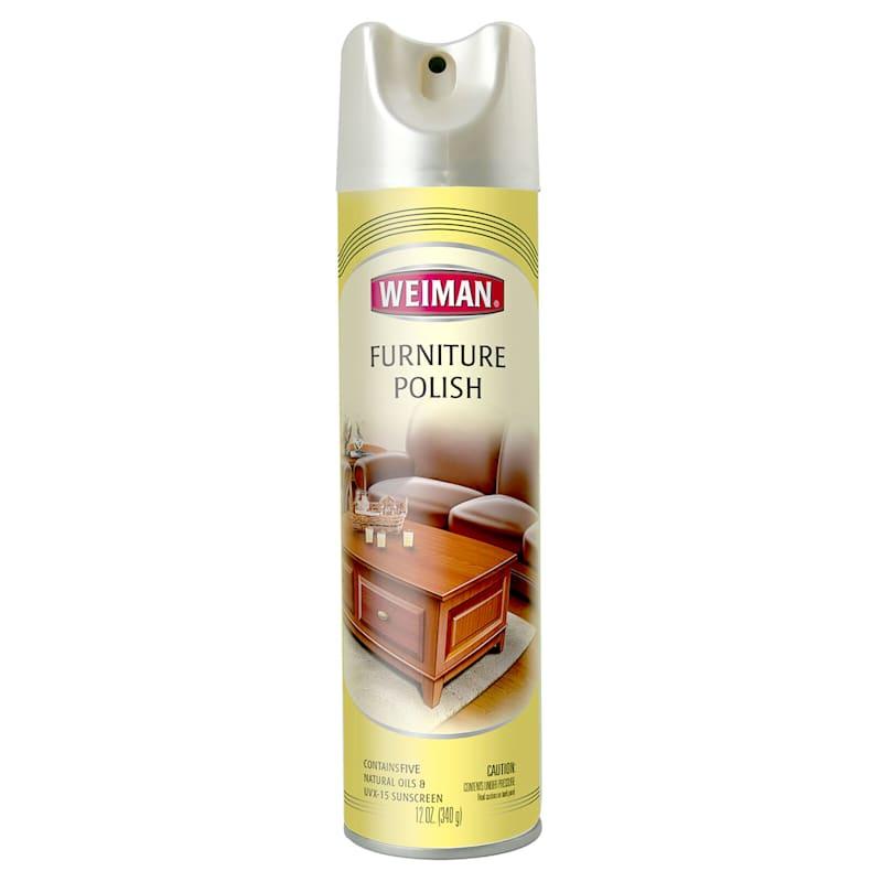 Weiman Furniture Polish with Lemon Oil