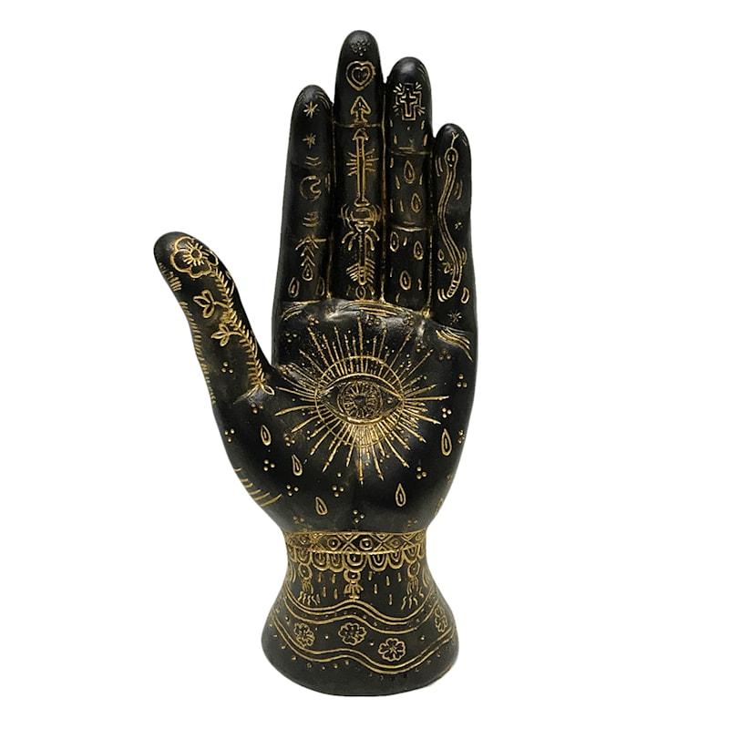 "Palmistry Hand, 10"""