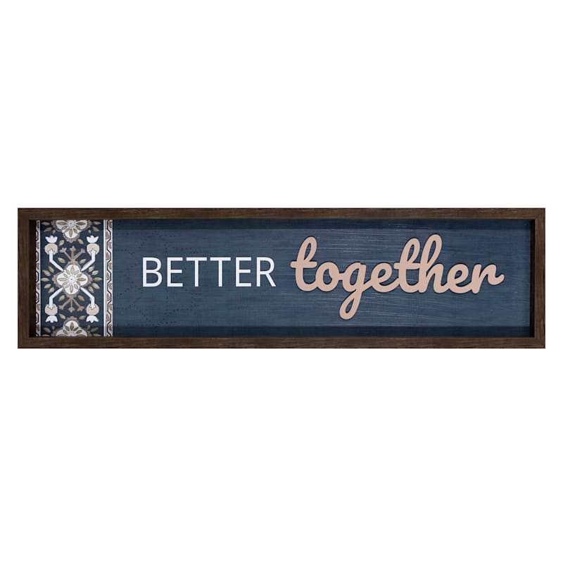 8X30 BETTER TOGETHER