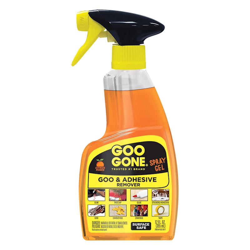 Goo Gone Spray Gel- 12 oz.