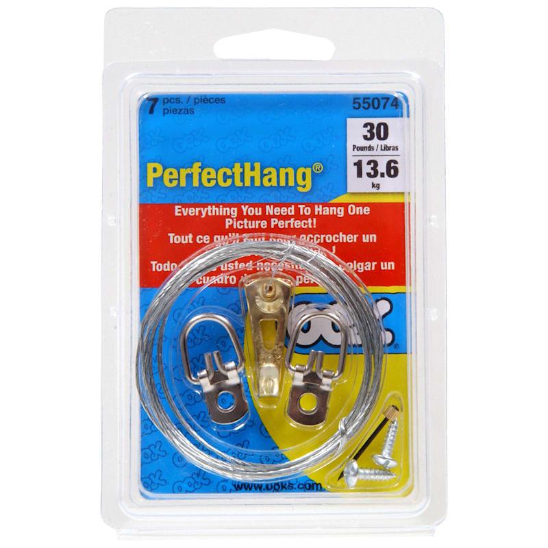 30lb Perfect Hang 7 Piece Set