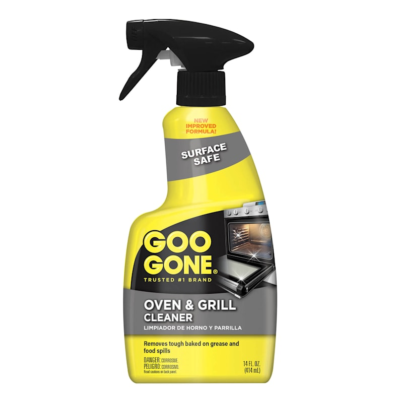 Goo Gone Oven & Grill Cleaner- 14 oz. Spray