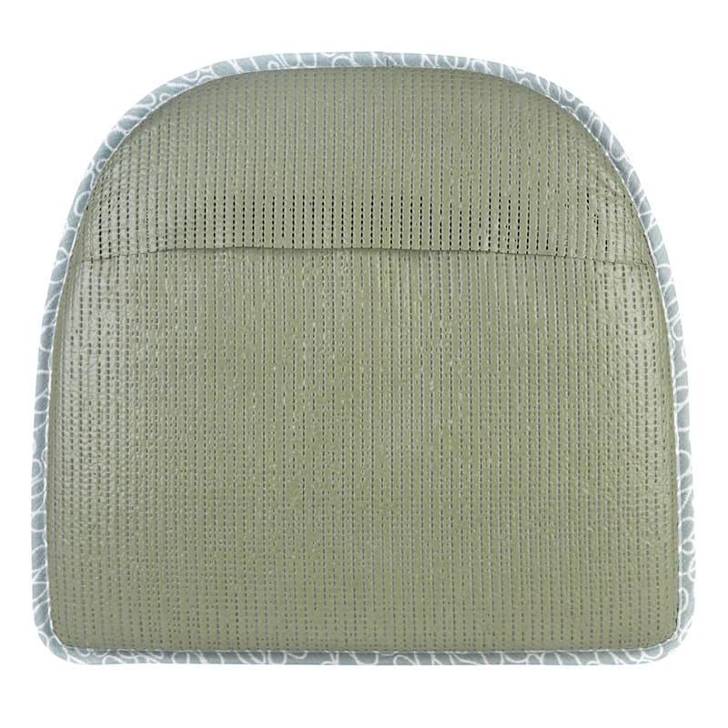 Gathering Gripper Chair Pad/Non Skid Material