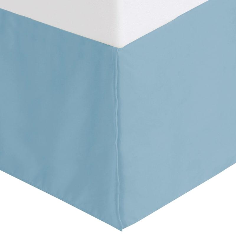 Jasper Stripe 8-Piece Blue Comforter Set, Queen